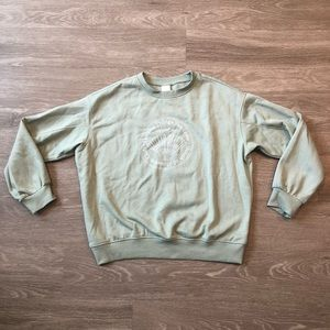 H&M Cotton Blend Sweatshirt